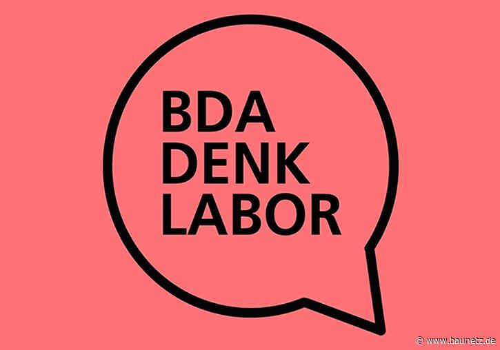 Don't Waste the Crisis! - Neues Online-Format des BDA