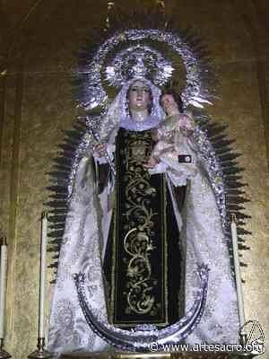 Próximos cultos en el Convento de San Buenaventura. Hoy, misa por la festividad de la Virgen del Carmen - Arte Sacro
