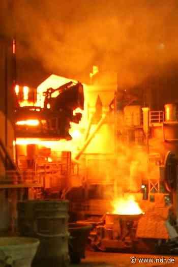 Grüner Wasserstoff für die Stahlindustrie - NDR.de