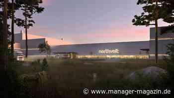 BMW beauftragt Start-up Northvolt mit dem Bau von Batteriezellen