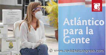 Gobernación del Atlántico entrega ayudas familias en Palmar de Varela - Congreso de la República