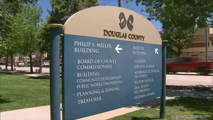Douglas County Commissioners Stand Firm On No Masks, Split From Tri-County Health Department
