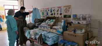 San Matías registra 48 casos confirmados de contagiados con coronavirus - eju.tv