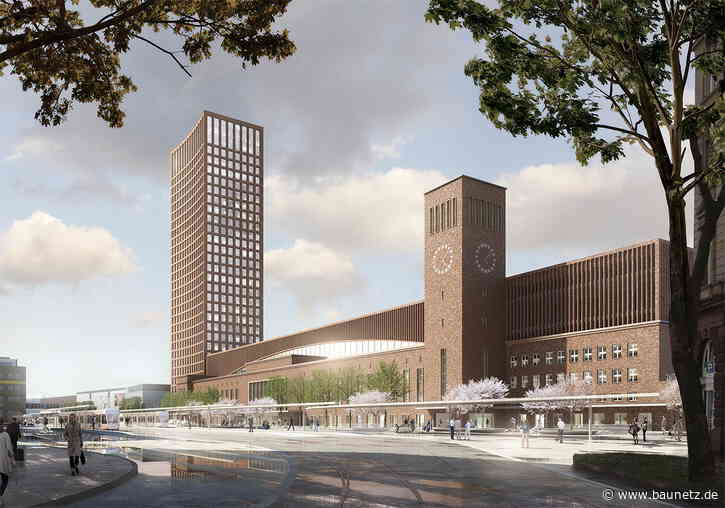 Aller guten Dinge sind drei   - Planungen für Hauptbahnhof Düsseldorf