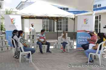 Entregan ayudas a damnificados por invierno en Palmar de Varela - EL HERALDO
