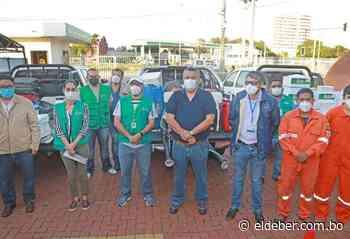 Brigadas médicas se desplazan a San Matías para reforzar la atención sanitaria - EL DEBER
