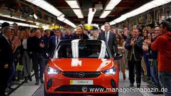 Groupe PSA: Absatz der Opel-Mutter vor Fusion mit Fiat Chrysler um die Hälfte eingebrochen