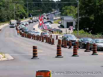 Oxford-Simcoe Street night-time closures announced for July 19-21 - Tillsonburg News