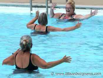 Outdoor pool opens for the summer - Tillsonburg News