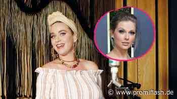 Echt jetzt? Katy Perrys Baby mit Taylor Swift verwandt - Promiflash.de