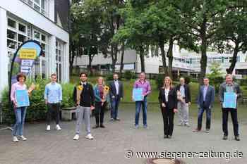 Wilnsdorf verleiht Innogy-Klimaschutzpreis: Engagement fürs Klima - Wilnsdorf - Siegener Zeitung