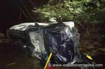 Accidente de tránsito en Carmen de Apicalá dejó dos personas heridas - Ecos del Combeima