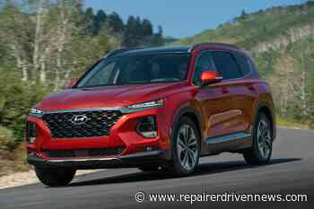 Hyundai posts auto body repair procedures for Santa Fe, Palisade, Nexo; G80, others to come - Repairer Driven News