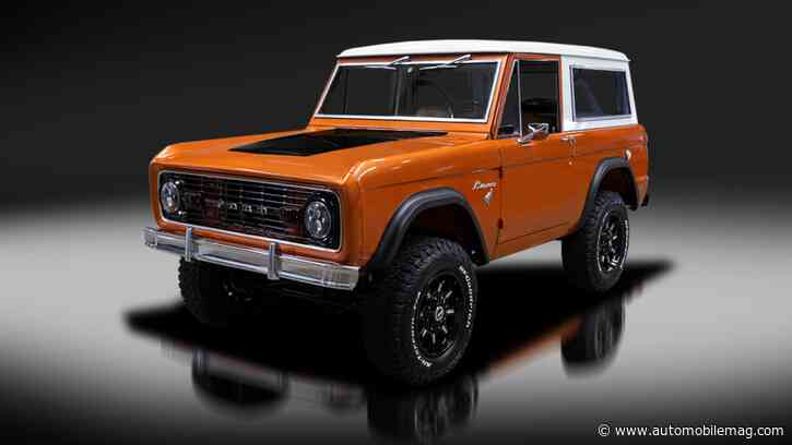 Classic Ford Bronco Values: How Much Is Each Generation Worth?