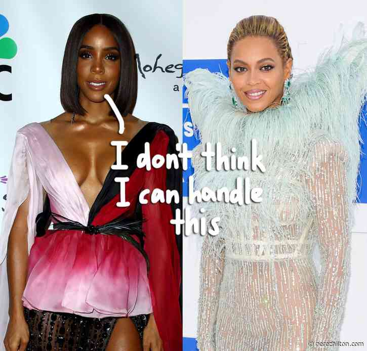 Kelly Rowland Admits Constant Beyoncé Comparisons Tortured Her For 'A Whole Decade'!