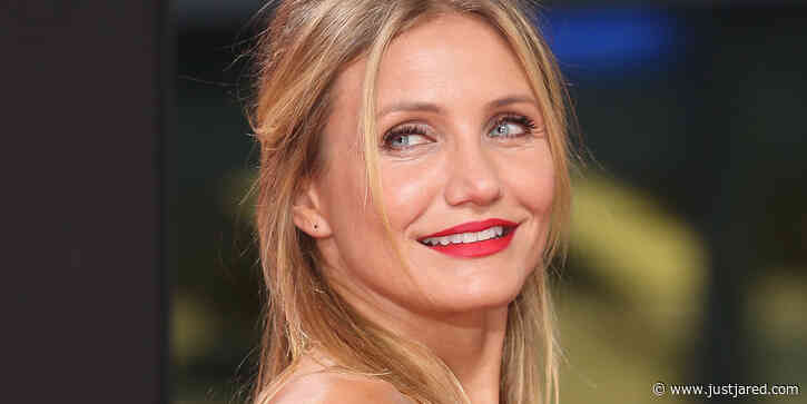 Cameron Diaz Reveals What She's Been Up to in Quarantine