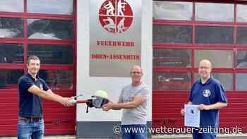 Feuerwehrmann für Groß und Klein - Wetterauer Zeitung