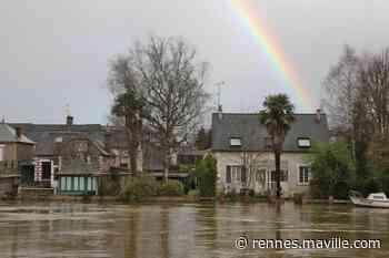 Inondations. Guichen reconnue en état de catastrophe naturelle - maville.com