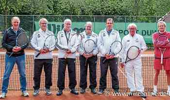 Tennis: Emsteker TC unterliegt Spitzenreiter Varel - Nordwest-Zeitung