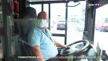 Vitre anti-agression, pédale d'alarme... quelles sont les protections pour les chauffeurs de bus ? - LCI