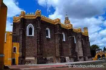 Abren el Exconvento de San Gabriel para un grupo de personas en San Pedro Cholula - DesdePuebla