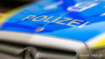 Polizei in Eislingen: Auffahrunfall bei Rot - SWP