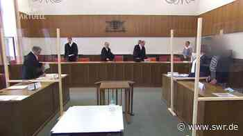 Landgericht Mosbach verurteilt 79-Jährigen zu drei Jahren Haft - SWR