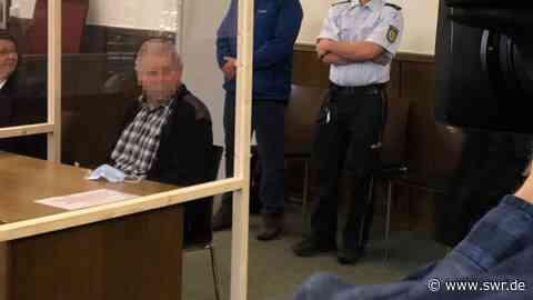Senior gesteht Tötung seiner pflegebedürftigen Frau am Landgericht Mosbach | Mannheim | SWR Aktuell Baden-Württemberg | SWR Aktuell - SWR