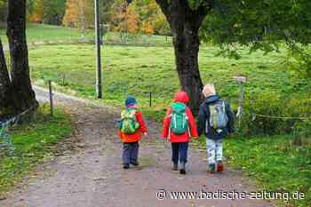Spielen und lernen in freier Natur - Maulburg - Badische Zeitung