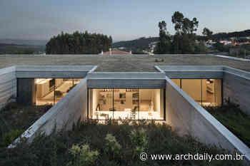 Casa em Espinho / AZO. Sequeira Arquitectos Associados - ArchDaily Brasil