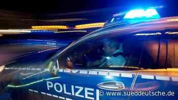 Wurfgeschosse von Brücke: Polizei stellt Tatverdächtige - Süddeutsche Zeitung