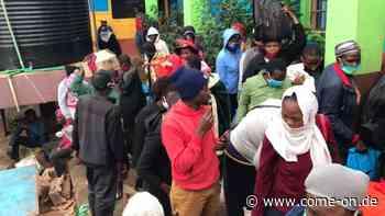 Ehepaar Nicolay berichtet von vorübergehender Schließung der Slum-Schule - Meinerzhagener Zeitung