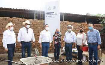 Inicio el programa de sanitarios en casa habitación en Panuco de Coronado - El Sol de Durango