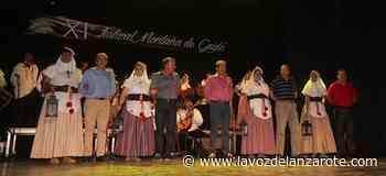 Gaida tributa un reconocimiento a los hermanos bailadores de la familia Hernández Villalba - La Voz de Lanzarote