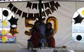 Alejandro Olguín celebró su día - El Sol de San Juan del Río