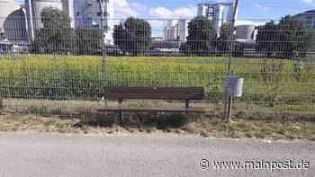 Ochsenfurt: Sechs Ruhebänke am Main erneuert - Main-Post