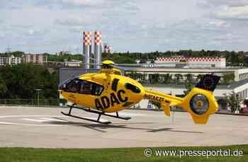 ADAC Luftrettung bleibt in Ochsenfurt / Vergabeverfahren des ZRF Würzburg abgeschlossen / Vertrag für... - Presseportal.de