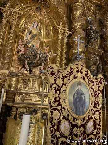 Provincia. Galería fotográfica del Triduo a San Benito Abad en Cantillana - Arte Sacro