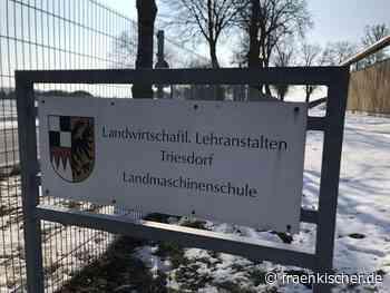Bezirk Mittelfranken: Kampf gegen Holzschädlinge in Triesdorf - Fränkischer.de