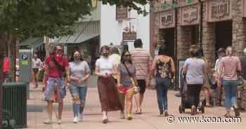 Mandatory mask order coming to Manitou Springs - KOAA.com Colorado Springs and Pueblo News