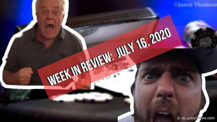 PokerNews Week in Review: Ryan DePaulo & Other Degenerate Gamblers