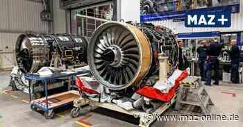 Corona: Rolls-Royce setzt Großteil der Aktivitäten aus - Märkische Allgemeine Zeitung