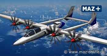 CDU will Dahlewitz zum Standort für Luftfahrttechnologie machen - Märkische Allgemeine Zeitung
