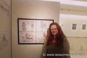 Barentin. Initiation au dessin d'actualité à l'espace culturel André-Siegfried - Le Courrier Cauchois