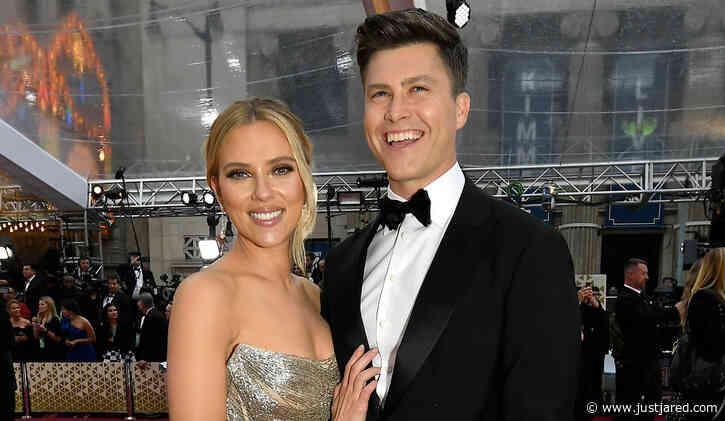 Colin Jost Worried About Losing His Identity While Dating Scarlett Johansson