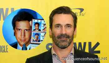 Jon Hamm to Star in and Produce Fletch Reboot - Consequence of Sound