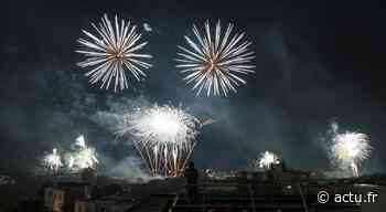 EN IMAGES. À Val-de-Reuil, 14 feux d'artifice ont été tirés en simultané pour fêter le 14 juillet - actu.fr