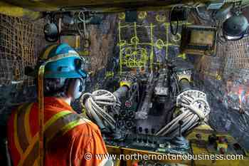 Alamos pouring US$500 million into shaft expansion at Dubreuilville-area mine - Northern Ontario Business