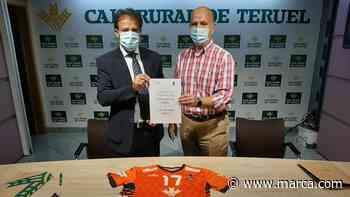 Caja Rural de Teruel renueva su patrocinio con el Club Voleibol Teruel - MARCA.com
