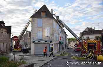 Magny-en-Vexin : deux ans de prison pour avoir mis le feu à son appartement - Le Parisien